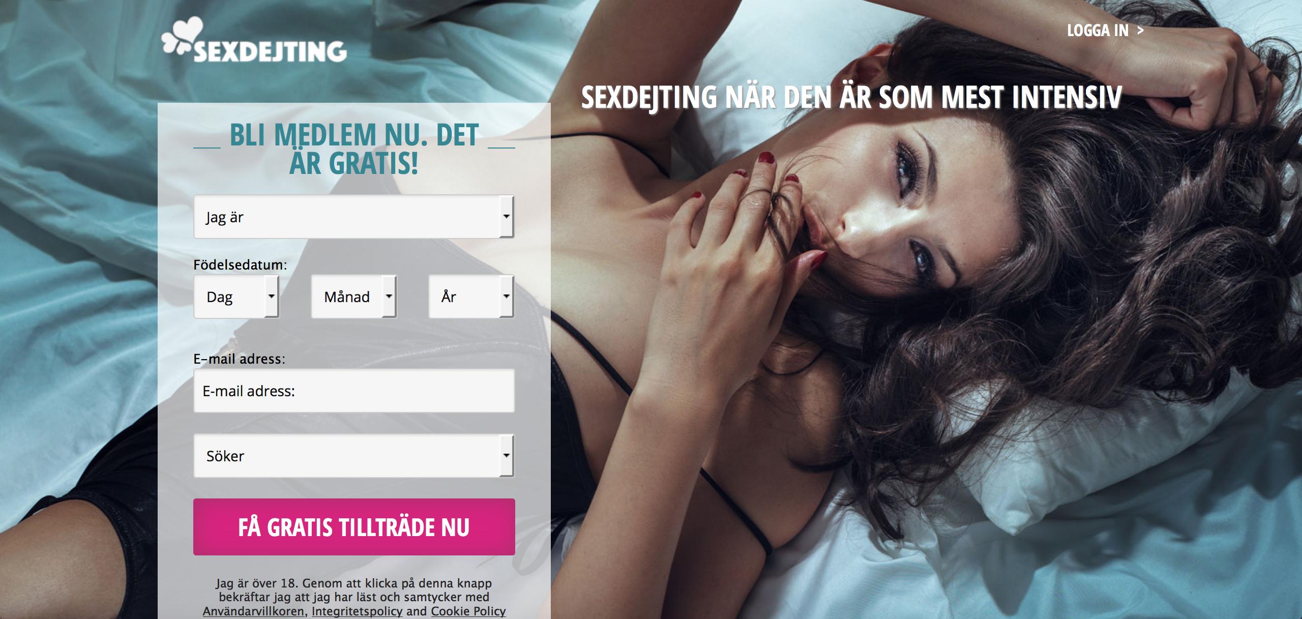 Sveriges bästa nätdejting